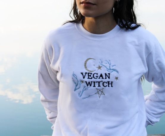 vegan witch site